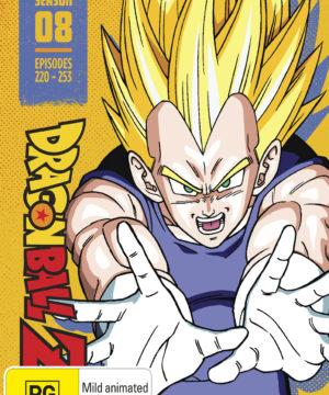 Dragon Ball Z: Season 8 - Limited Edition Steelbook (Blu-Ray)