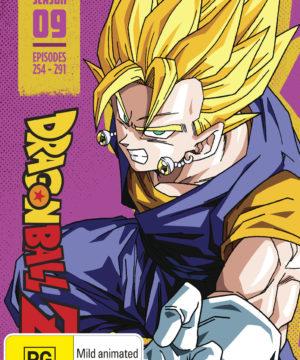 Dragon Ball Z: Season 9 - Limited Edition Steelbook (Blu-Ray)