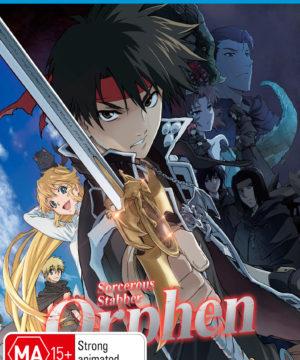 Sorcerous Stabber Orphen Complete Season 1 (Eps 1-14) (Blu-Ray)