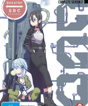 Sword Art Online 2 Complete Series (Season 2)