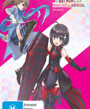 Bofuri: I Don't Want to Get Hurt, so I'll Max Out My Defense (Season 1) (Blu-Ray/dvd Combo) Limited Edition