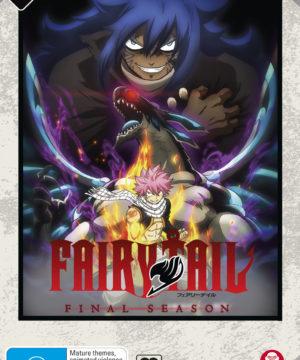 Fairy Tail: Final Season Collection 26 (Eps 317-328)