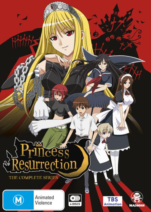 Princess Resurrection the Complete Series