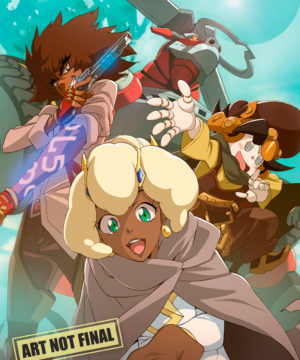Cannon Busters - The Complete Season - (Blu-Ray)