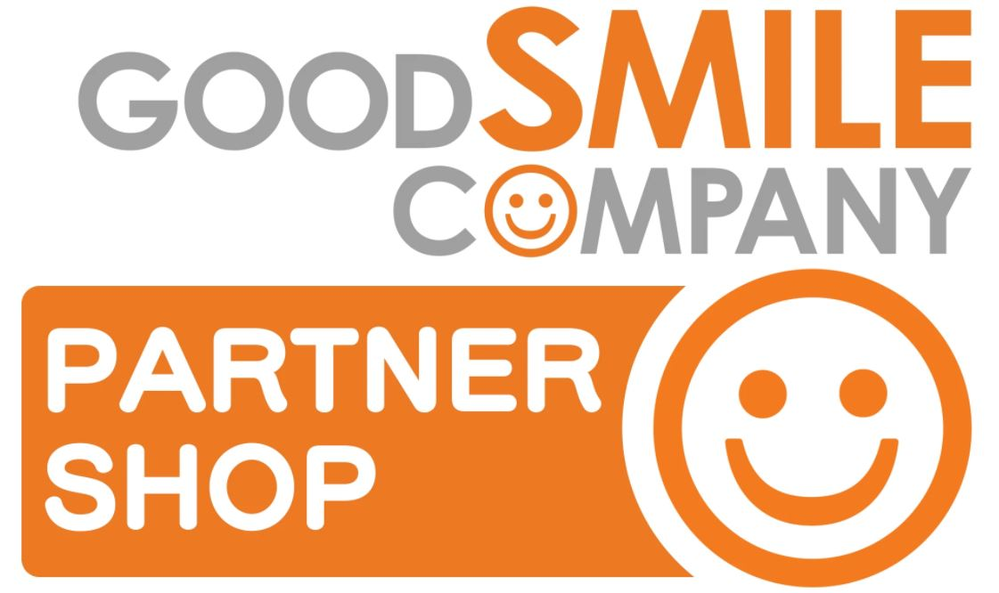 Good Smile Company Partner Shop Logo