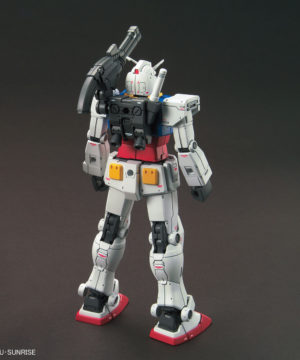 HG 1 144 RX-78-02 Gundam Gundam The Origin Ver