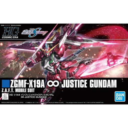 HGCE 1 144 Infinite Justice Gundam
