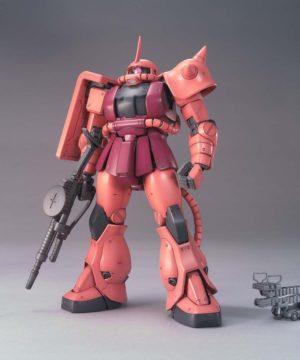 MG 1 100 MS-06S Chars Zaku II Ver 2 0