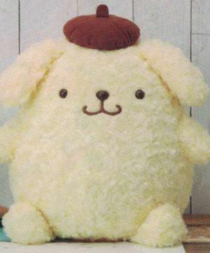 Pompompurin Fluffy Plush