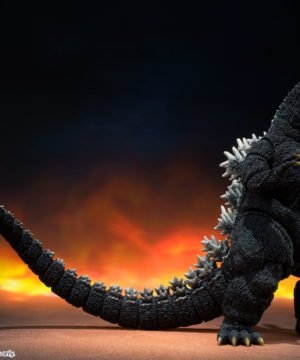 S.H.Monster Arts Godzilla 1989