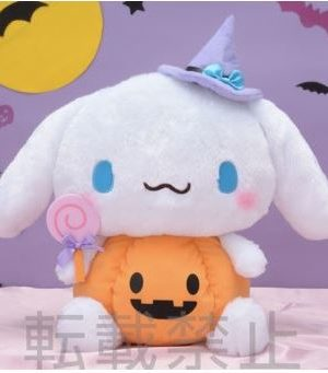 Sanrio Characters Cinnamoroll Halloween Plush by SEGA