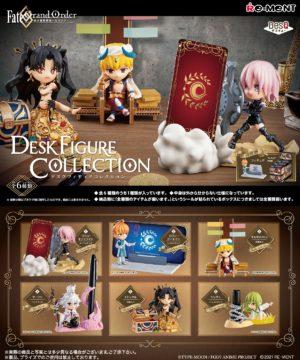 Absolute Demon Battlefront Babylonia DesQ Desk Figure Collection