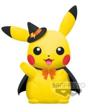 Banpresto Pikachu Halloween Plush