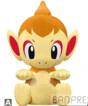 Banpresto Pokemon Chimchar Plush
