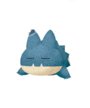 Banpresto Pokemon Relaxing Time Munchlax Plush