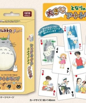 Ensky My Neighbor Totoro Big Art Playing Cards