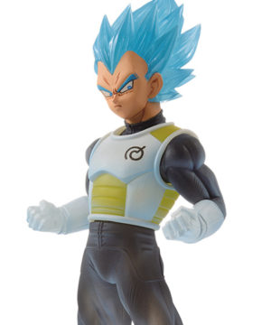 Dragon Ball Super Clearise Super Saiyan God Vegeta