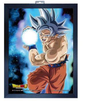 Dragon Ball Super WOW ART3D Art Panel Ver A
