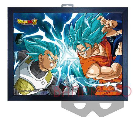 Dragon Ball Super WOW ART3D Art Panel Ver B