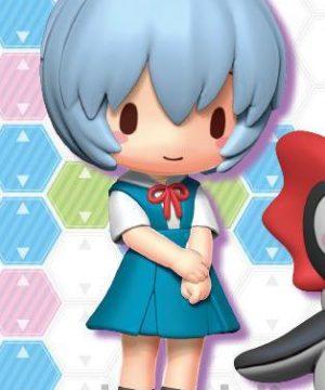 Evangelion MDF Rei Ayanami Vol. 2