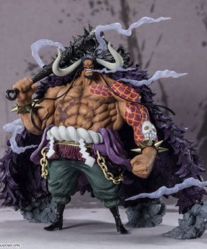 Figuarts Zero Extra Battle Kaido of the Beasts