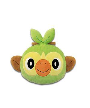 Pokemon Big Face Cushion Grookey
