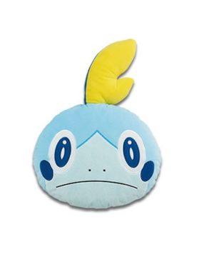 Pokemon Big Face Cushion Sobble