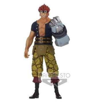 One Piece DXF The Grandline Men Wano Country Vol.17 Eustass Kid