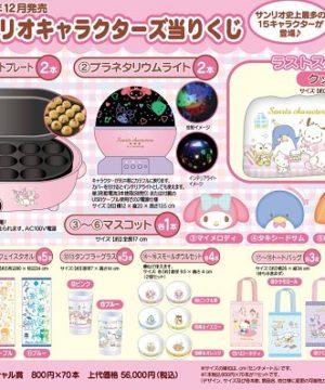 Sanrio Kuji Sanrio Characters