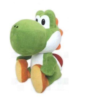Super Mario Large Green Yoshi Plush
