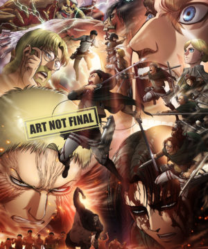 Attack on Titan Complete Season 3 (Eps 38-59)
