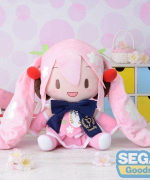 Hatsune Miku Sakura Miku Plush