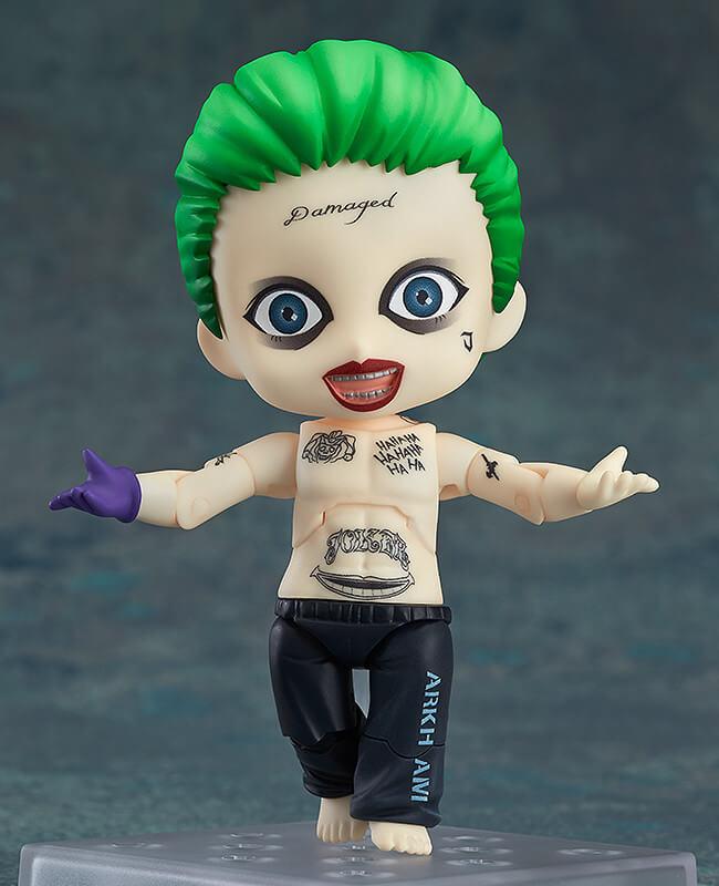 Nendoroid 671 Good Smile Company Suicide Squad Joker