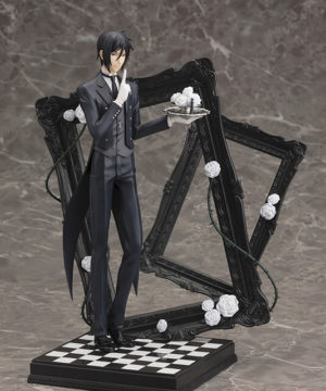 Black Butler Book of Circus - Sebastian Michaelis ARTFXJ