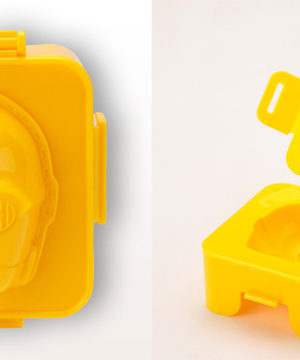 C-3PO Boiled Egg Shaper
