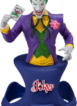 Joker Resin Paperweight