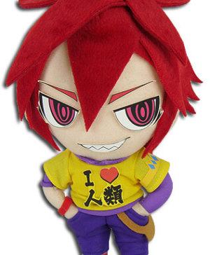GE Animation Sora Plush