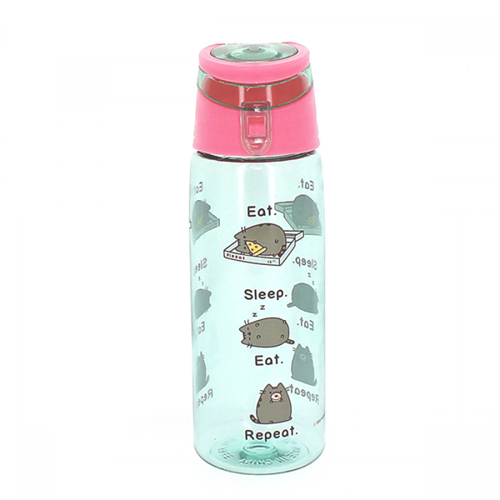pusheen water bottle animeworks all things anime from japan