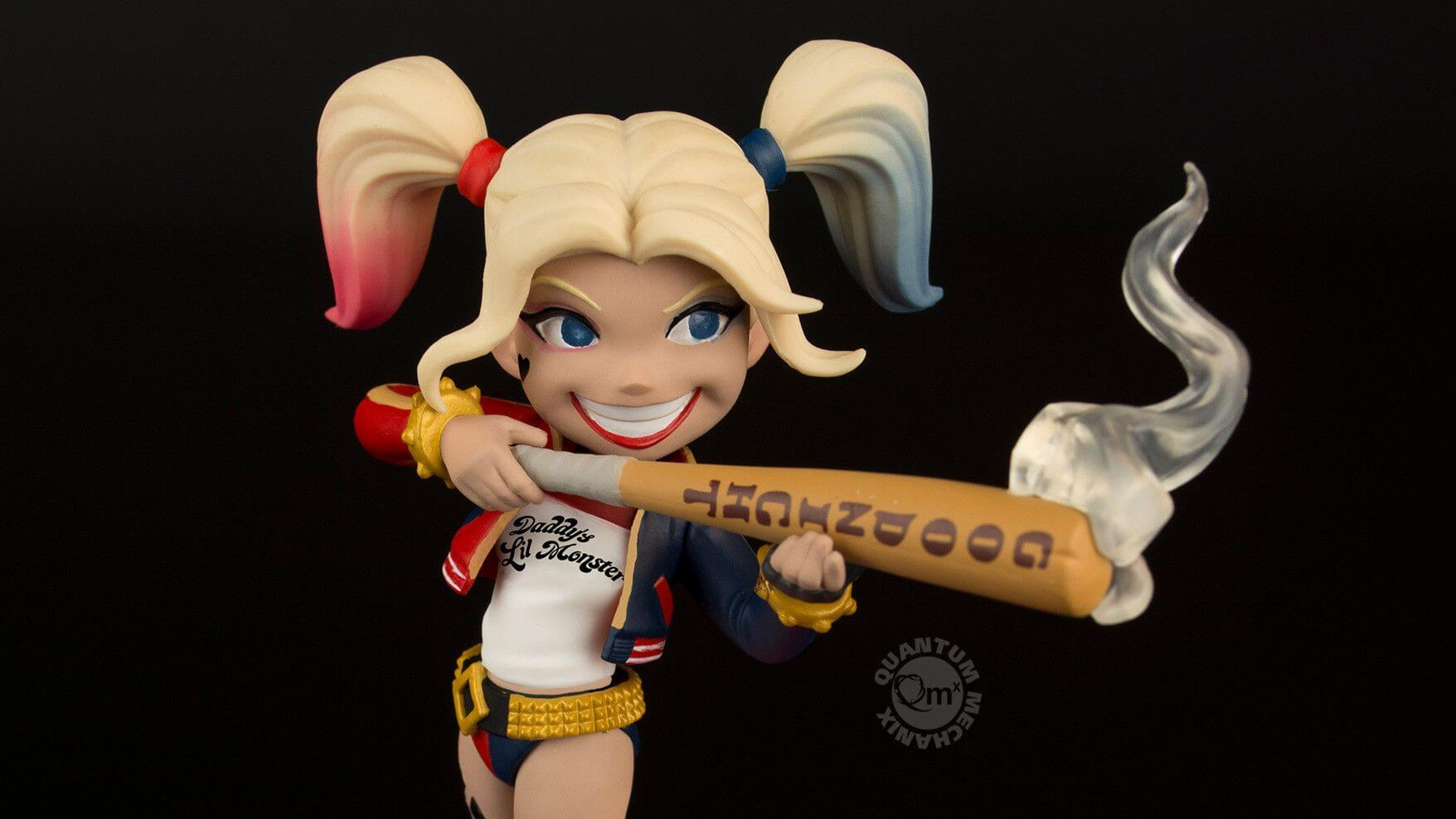 Suicide Squad - Harley Quinn Q-Figure - Animeworks - All Things Anime From Japan